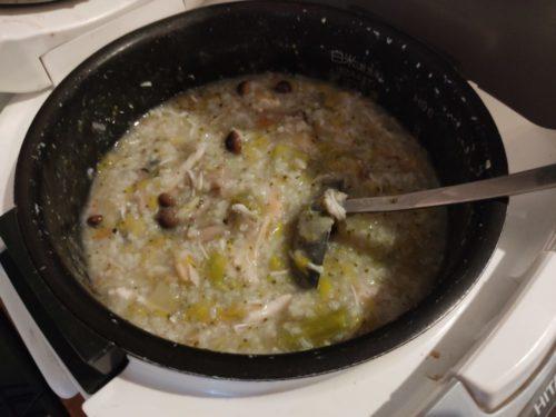 減量食セメント 炊飯